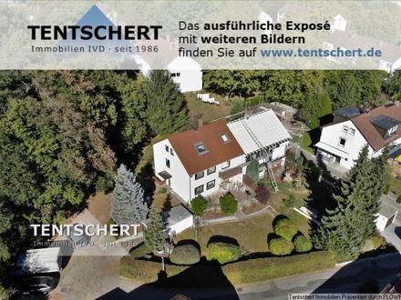 Traumlage mit Weitsicht - Sonnige DHH in Biberach!