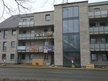 Attraktive 2-Zimmer-Wohnung 87 m² in Husum, Neubau! Erstbezug! Wallbox