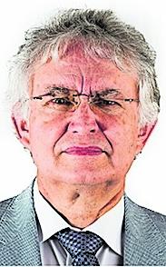 Ortsbürgermeister Karl-Heinz Wegmann
