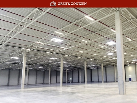 PROVISIONSFREI ++ Neubau-Hallenflächen