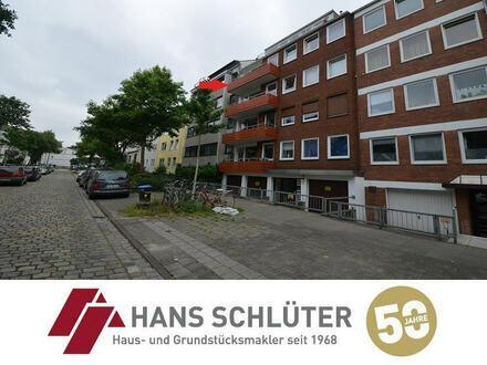 Tolle 2 Zimmer Wohnung im Herzen Schwachhausens!