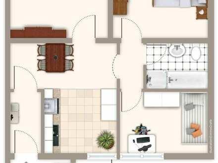 Wohnung mit toller Raumaufteilung sucht neuen Eigentümer!