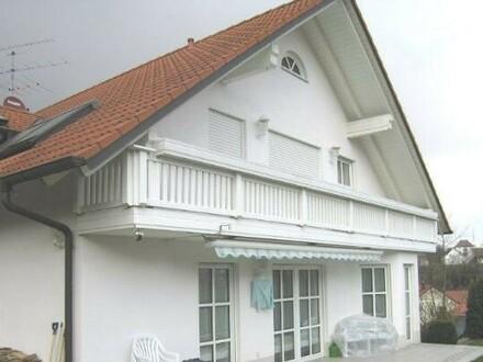 Traumhaft wohnen, 3 Balkone und Gartenteil