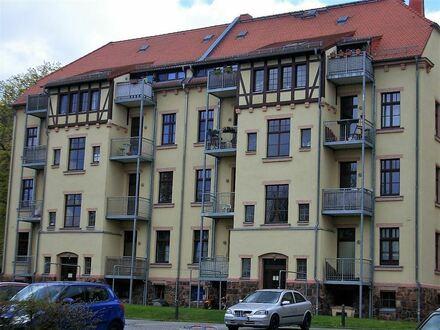 TOP 3-Raum-Wohnung mit Balkon und Stellplatz in Altchemnitz