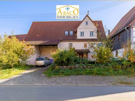 Haigerloch: Attraktives Haus mit großzügigem Grundstück und Scheune