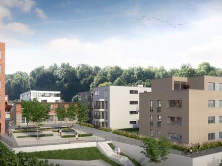 Neubau-Büro-Praxisfläche im Mühlenviertel in Ravensburg