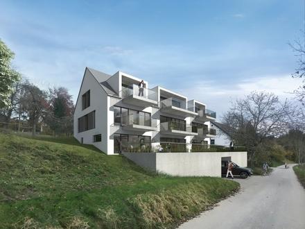 Logenplatz im Ravensburger Süden - Attraktive Maisonettewohnung in einzigartiger Aussichtslage