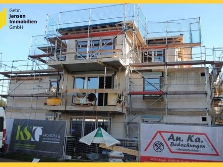 Großzügige Erdgeschoss-Eigentumswohnung in zentraler Lage von Wunstorf! Keine Käuferprovision!
