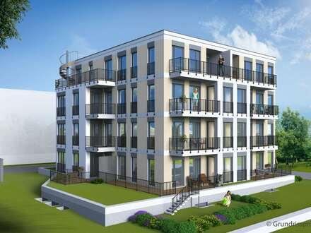 Neubauprojekt in den Waisengärten - am Schweriner See - Parzelle 7