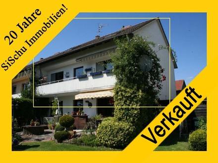 --Verkauft-- Ausgefallene Eigentumswohnung in einem Zweifamilienhaus