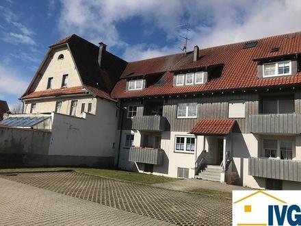 2-Zimmer-Eigentumswohnung mit Stellplatz im Freien bei Leutkirch!