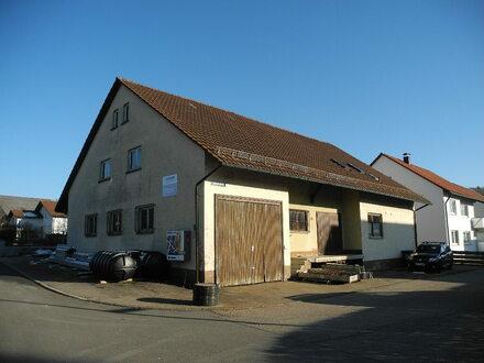 Haus mit viel Ausbaupotential u. vielfältigen Nutzungsmöglichkeiten!