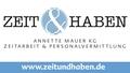 Zeit & Haben Annette Mauer KG Zeitarbeit & Personalvermittlung