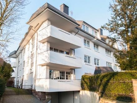 Moderne, gut aufgeteilte 3-Zimmer-Wohnung mit Balkon