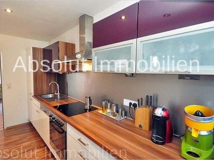Komplett renovierte Wohnung, ca. 70 m² Wfl., 2 SZ, in guter Lage, nahe dem Zentrum, Tiefgaragenplatz