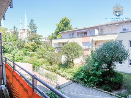 Seniorenwohnzentrum MAX Am Rennweg in Nürnberg 2-Zi-Whg. zum betreuten Wohnen