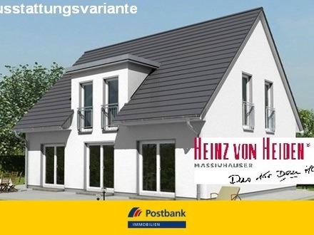 Gestalten Sie Ihr eigenes Haus mit Heinz-von-Heiden