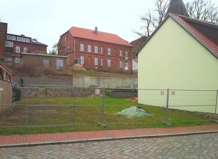 Unbebautes Grundstück in zentraler Innenstadtlage