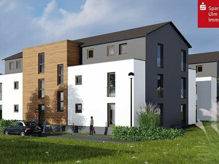 Neubau ganz im Sinne der Natur - KfW40-Standard