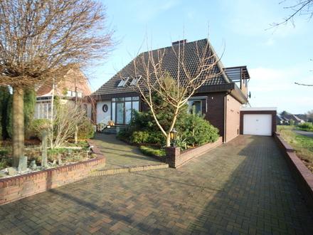 Geräumiges Einfamilienhaus mit Vollkeller & Einliegerwohnung in Rütenbrock zu verkaufen!
