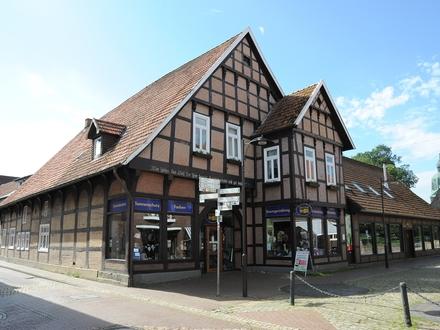 historisches Wohn- u. Geschäftshaus im Herzen von Fürstenau