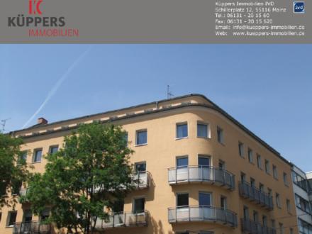 Büroflächen direkt beim Mainzer HBF