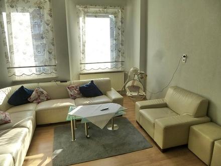Gemütliche, helle 4-Zimmer-Wohnung mit Einbauküche im Stadtgebiet von Coburg