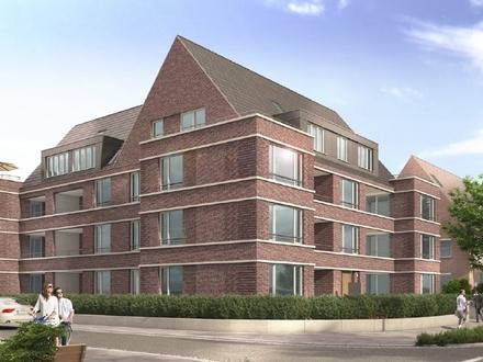 Wohnen mit Ausblick - Neubau-Maisonettewohnung mit Dachterrasse