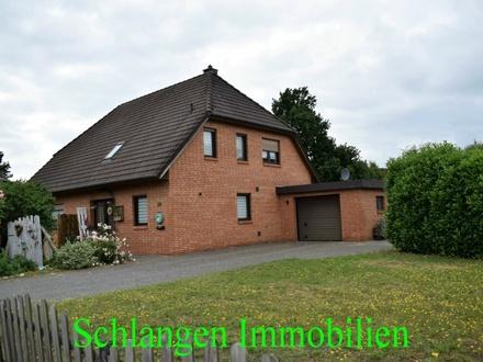 Objekt Nr.: 19/828 Reizvolles Einfamilienhaus mit Garage in Barßel / OT Neuland