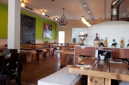 Einzigartige Restaurant Trattoria Pizzeria in Witten