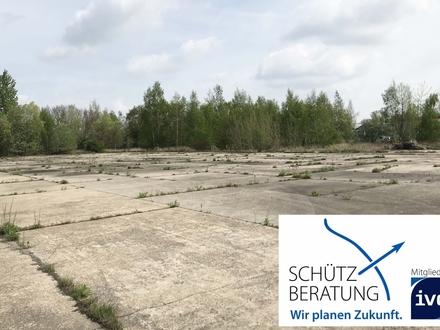 Gewerbegrundstück mit ca. 22.000 m² Fläche in Zwickau!