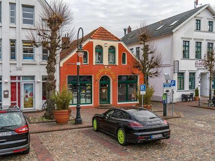 Charmantes Gebäude am Alten Markt in Jever