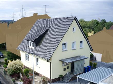 IHRE ZUKÜNFTIGE WOHLFÜHLOASE Charmantes Zweifamilienhaus in Alzenau