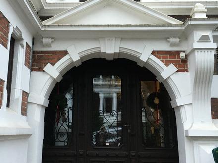 Bremisch Wohnen – 4-Zimmerwohnung mit Terrasse im Altbremer Haus