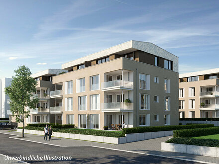 3-Zimmer-Wohnung in Bad Krozingen-Kurgarten »Im Kurgarten II Haus 2«