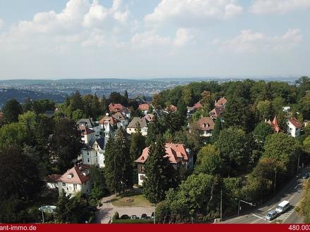 Luxus Dachgeschoss-Wohnung in Degerloch