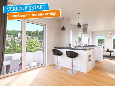 Lifestyle & Leichtigkeit - Moderne 2-Zimmer-Wohnung mit Balkon, Tiefgarage, Fußbodenheizung