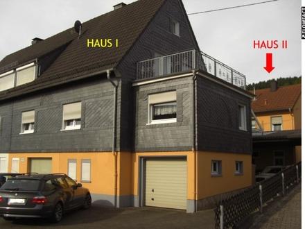 RESERVIERT   Mehrgenerationenwohnen in zwei separaten Gebäudeteilen