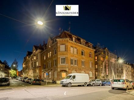 2-Zimmer Altbauwohnung als Kapitalanlage im Stuttgarter Süden