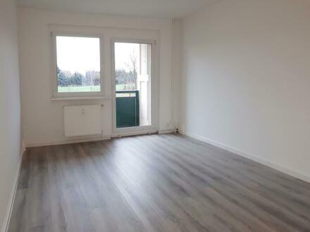 Für Sie neu renoviert…hübsche 3-Raum-Wohnung mit Blick ins Grüne!