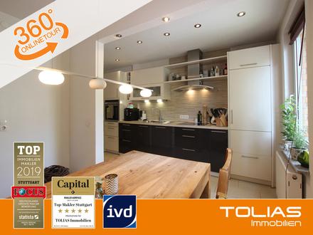 Blickfänger - Stilvolle 2,5-Zimmer-Wohnung mit hochwertiger Ausstattung im Herzen von Feuerbach