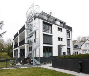 Komponistenviertel - Neuwertige 5-Zimmer-Maisonette-ETW mit Penthouse-Charakter