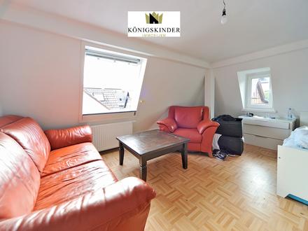 Gemütliche 2-Zimmer-Wohnung in zentraler Lage von Stuttgart-Bad Cannstatt