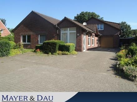 Rastede:Vielseitig nutzbares Zweifamilienhaus im Ortskern von Hahn Lehmden (Obj.Nr.4266)