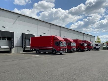 Leipzig ++ 760 m² zentrumsnahe Lagerfläche zur MIETE