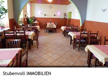 Gasthaus mit Schanigarten nähe U 3