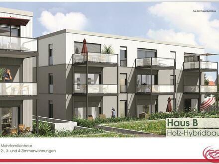 ERSTBEZUG! Familiengerechte 3-Zimmer Wohnung mit Südbalkon ++Robert Decker Immobilien++