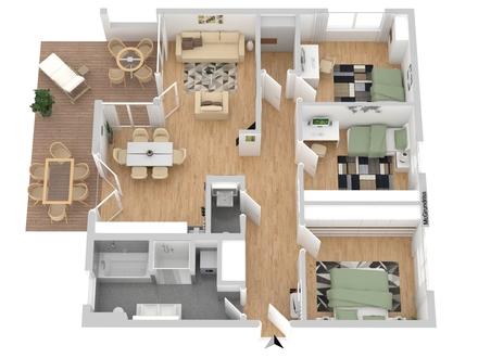 Bezug Sommer 2018 - Ihre NEUE Wohnung in der Nordstadt