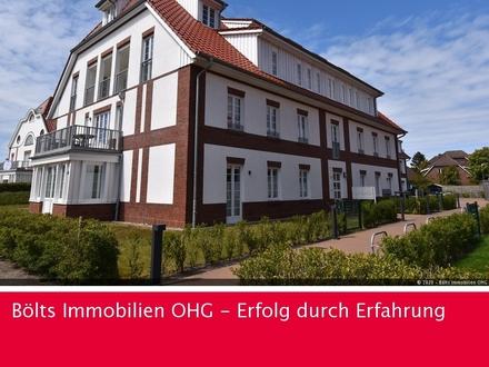 Hochwertige Neubau-Ferienwohnung (3 Zimmer-70 m2) auf der Nordseeinsel Langeoog