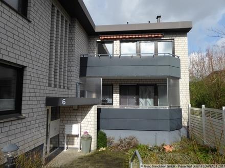 Gut aufgeteilte Eigentumswohnung in ruhiger Lage von Bielefeld-Jöllenbeck